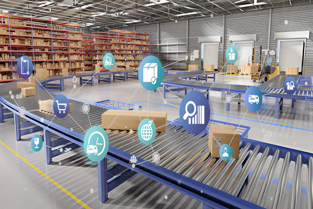 Improve efficiency at logistics centres with 3D mapping and voice navigation