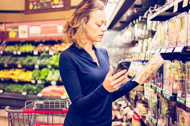 Aisle to aisle increasing retail efficiency