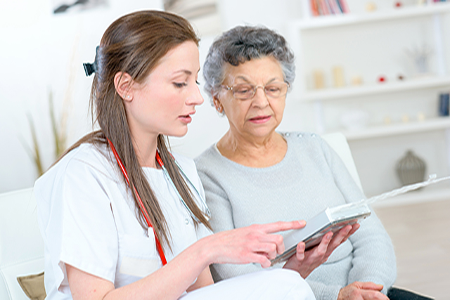 Mobile Solutions in at-home healthcare