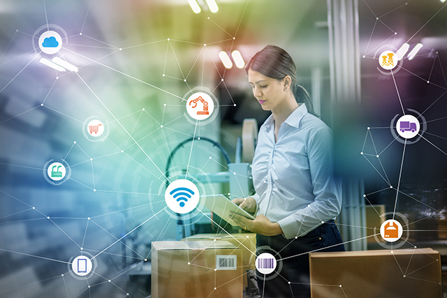 Improve and Optimise Business Processes using RFID Technology