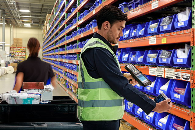 Enhance the Speed and Accuracy of your Warehouse Operations