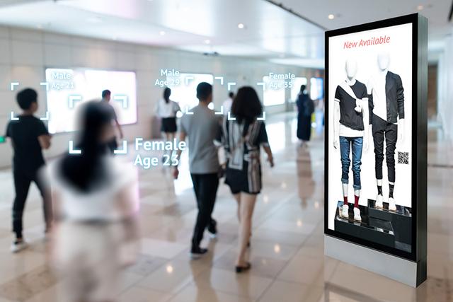 Interactive kiosks for an optimal shopping experience