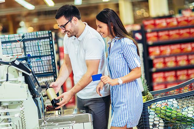 Self-checkoutmeans an enhanced shopping experience