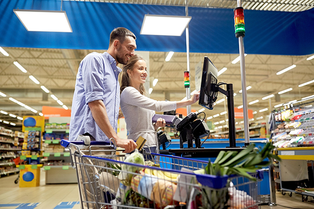 Self-Service Solutions for Food & Retail