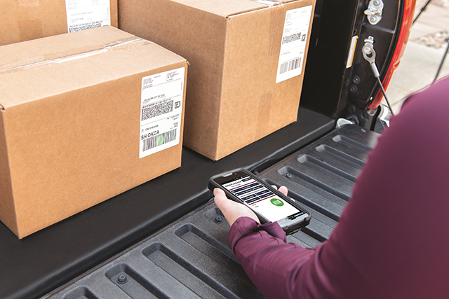 Companies Leverage Mobile Computing to Turn Delivery into a Selling Point