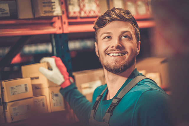 Stepping up to the Challenges of Warehouse Inventory Management