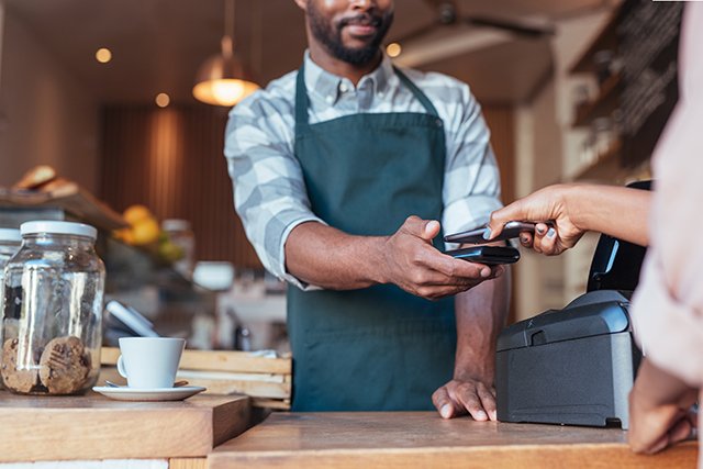 Ensuring payment security for mobile devices