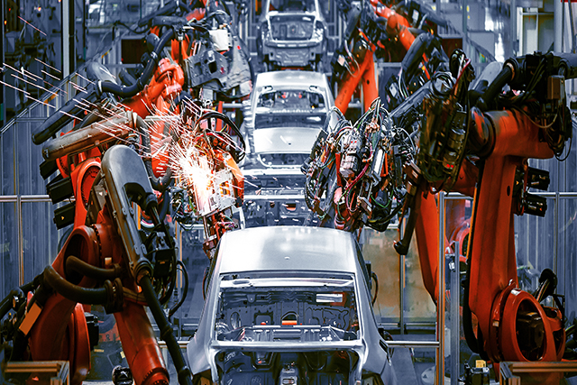 RFID in the automotive sector
