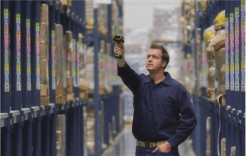Barcode Scanning in the Modern Warehouse: Long Range Scanning