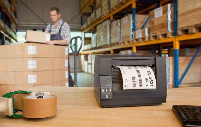 Choosing the right label printer can cut the cost of the reverse logistics