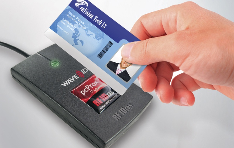 How big is the RFID impact in the EMEA business?