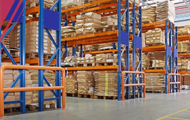How do TSC printers help Panalpina to optimise warehouse and logistics?