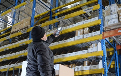 How to improve the speed and accuracy of warehouse operations