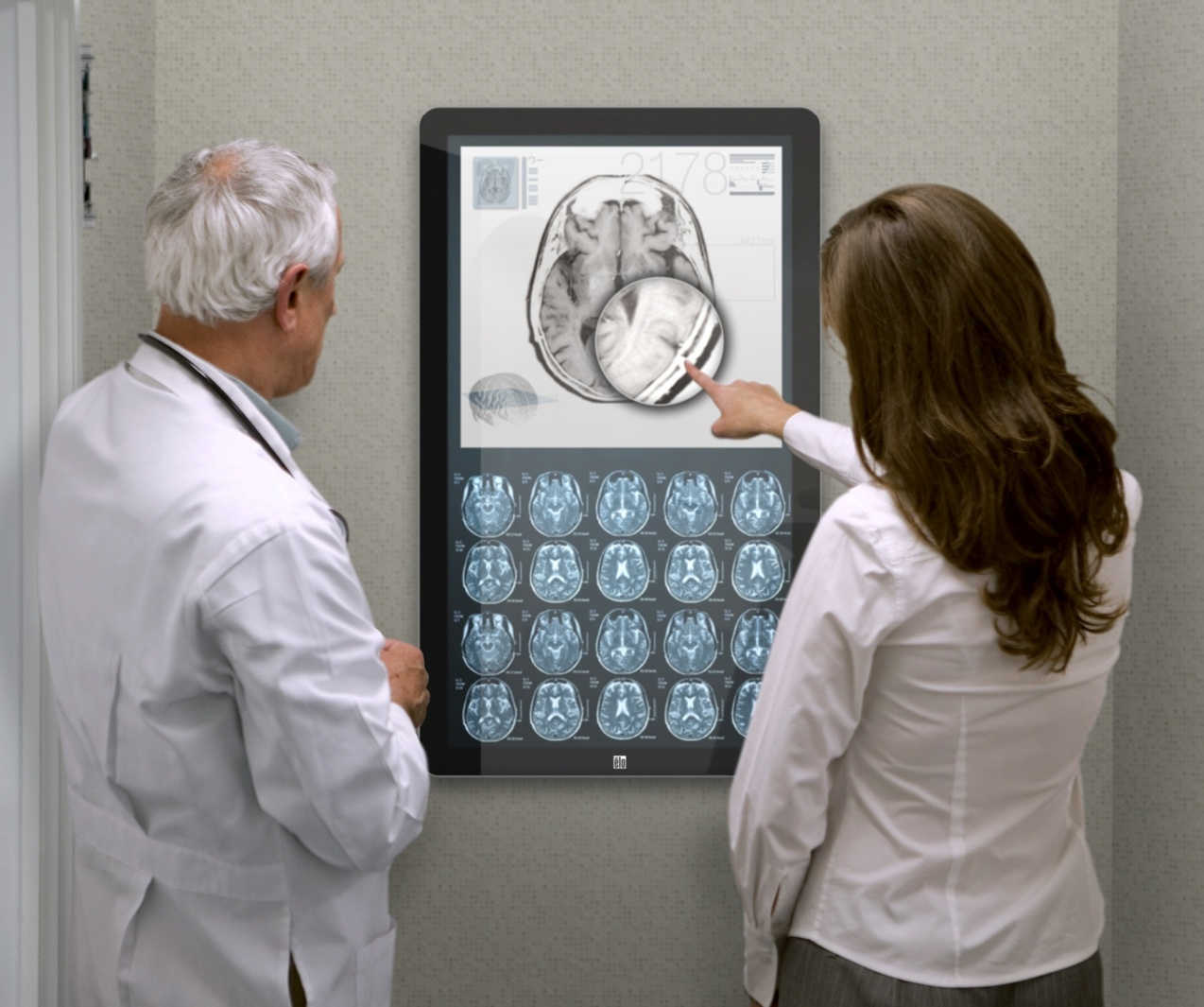 Intuitive interaction for healthcare applications