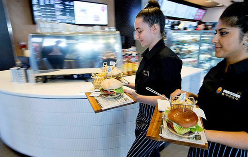 More deliveries during peak times and happier guests