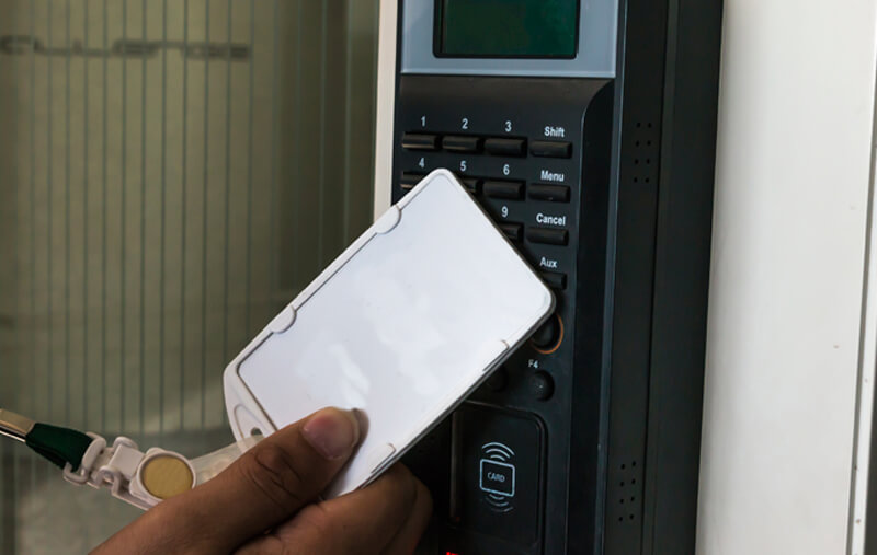 RFID Readers and Antennas – Productivity is in the air