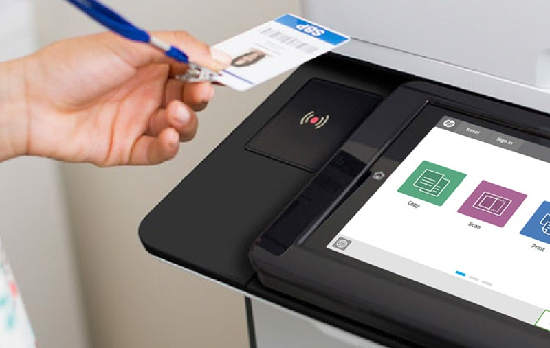 Secure printing authentication protects sensitive data and company networks