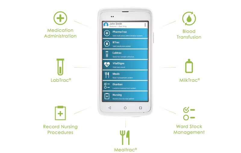 The app to improve hospital efficiency