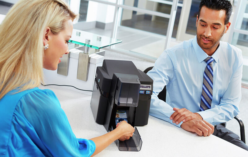 The right secure ID card printing solution