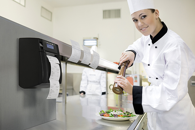Improved restaurant operations with POS Printers