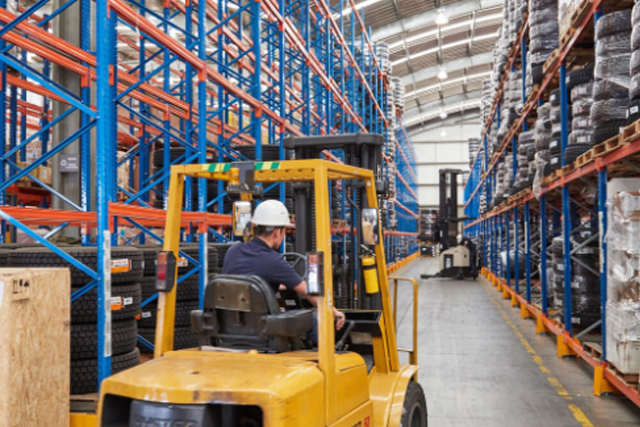 Make the Move to a Modern Warehouse